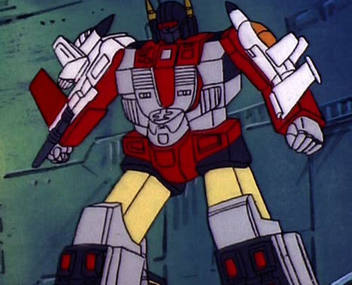 Superion G1 Transformers