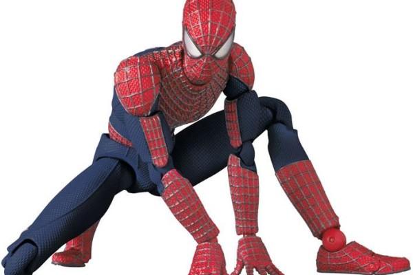 spider-man niebezpieczny