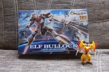 elf bullock miniatura