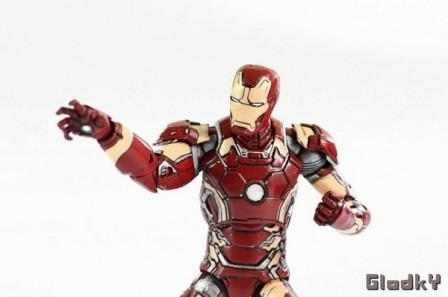 iron man custom miniatura
