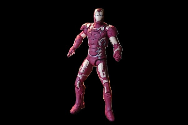 iron man okladka