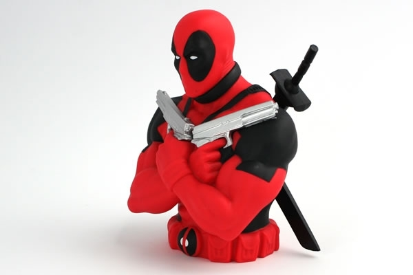 Deadpool Bank Bust