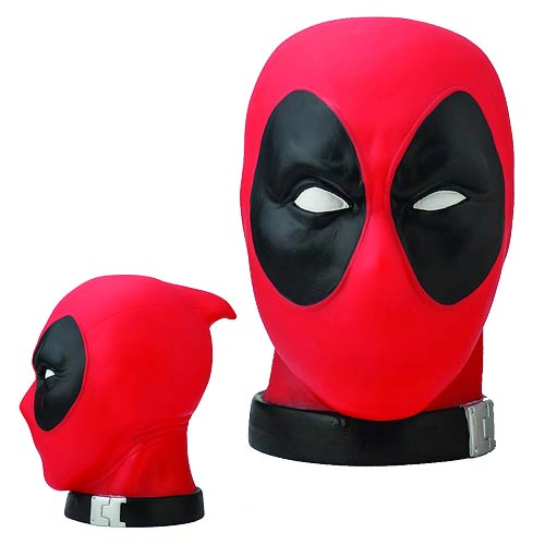Deadpool Bank head