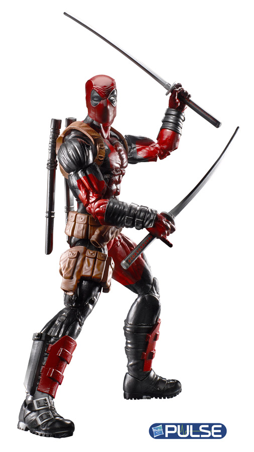 Deadpool hasbro 2015