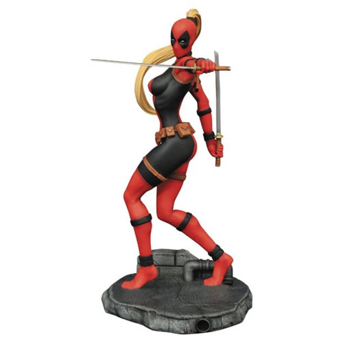 Diamond Select Lady Deadpool