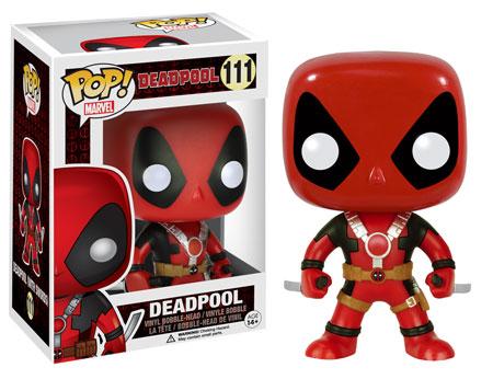 Funko Deadpool 2016