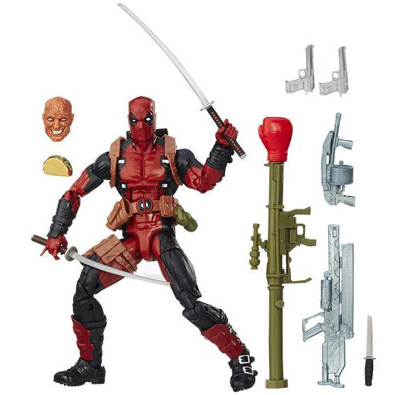 Marvel Legends Deadpool baf juggernaut