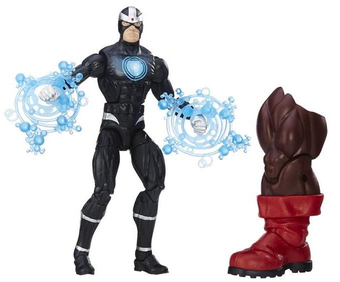 Marvel Legends Havoc baf juggernaut