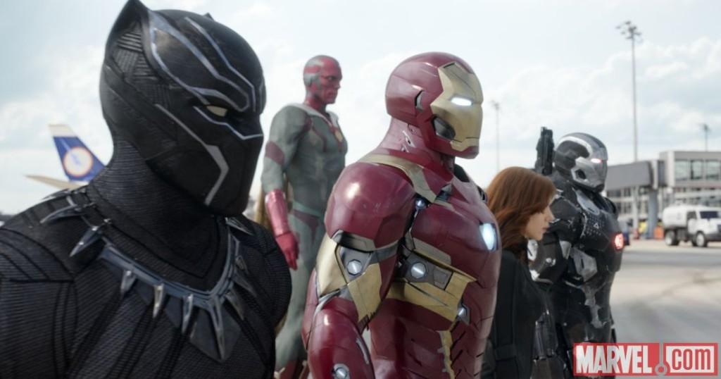 Civil War Wojna Bohaterów 7