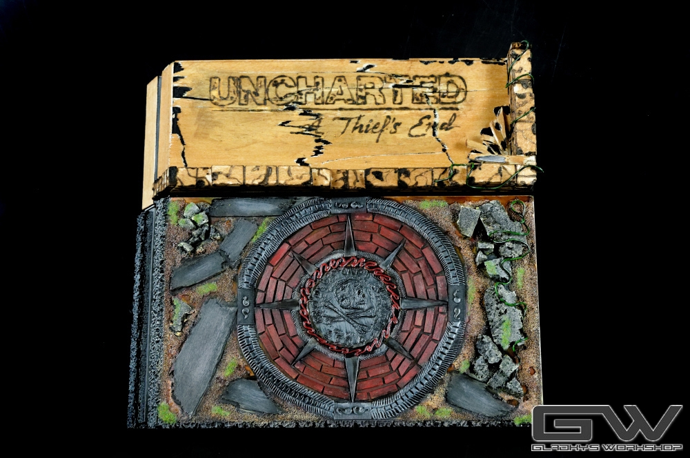 Non-TF: - Uncharted 4 custom PS4 case | TFW2005 - The 2005 ...