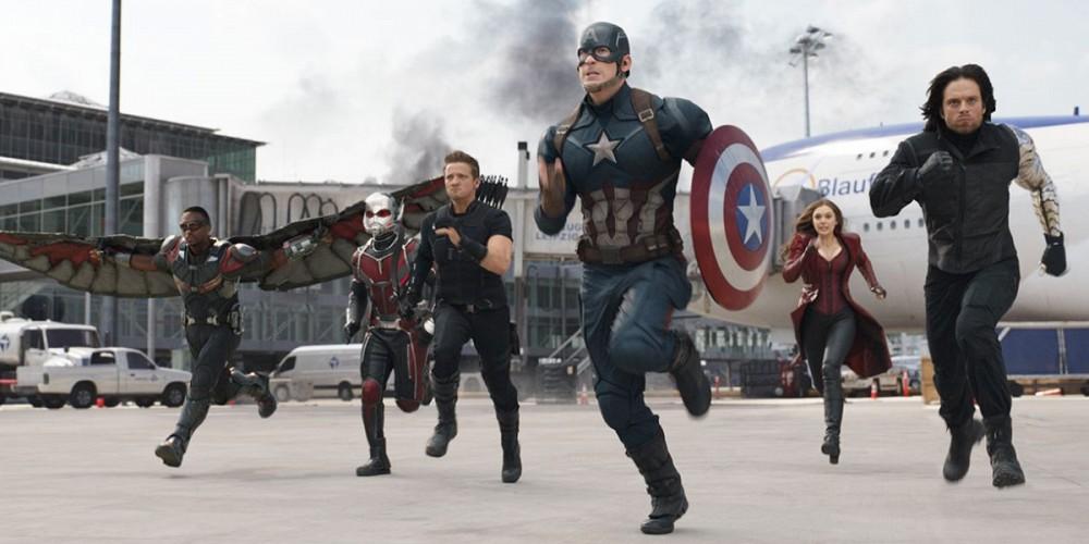 Civil War Wojna Bohaterów 8