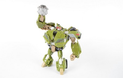 Miniatura Transformers Prime First Edition Bulkhead mini