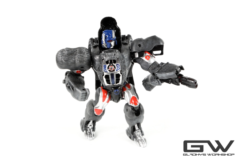 Gladkys Workshop Custom Beast Wars Optimus Primal (14)