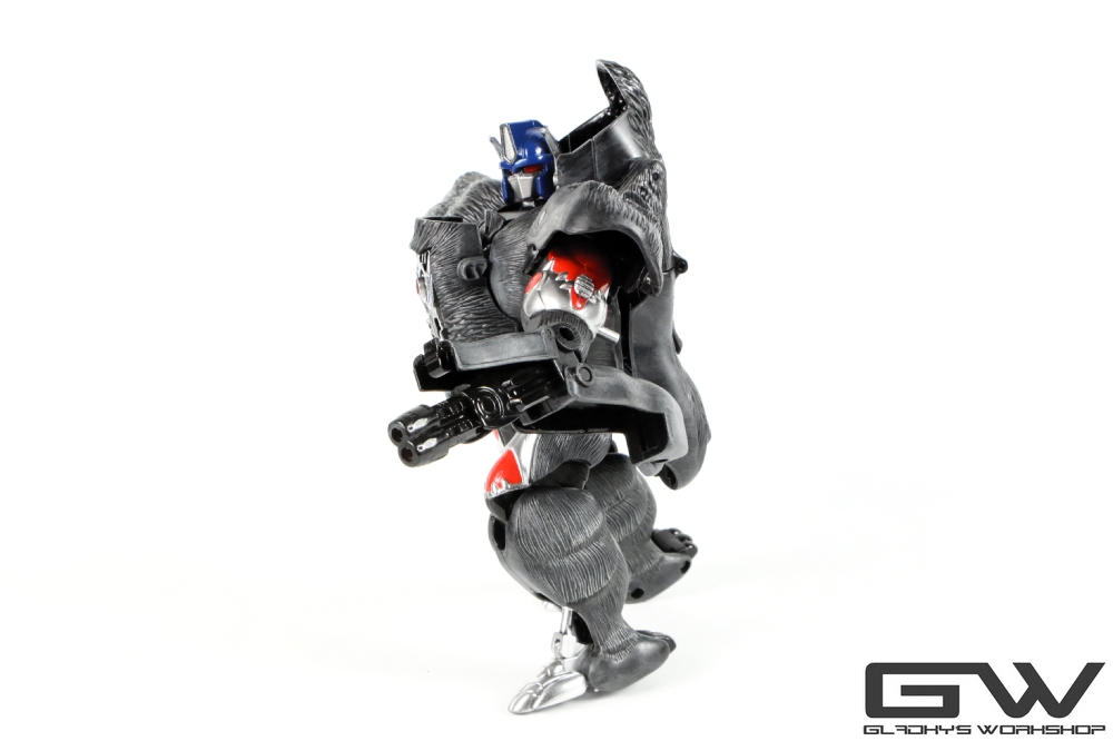 Gladkys Workshop Custom Beast Wars Optimus Primal (15)