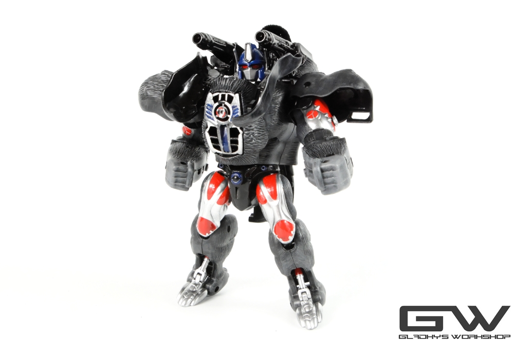 Gladkys Workshop Custom Beast Wars Optimus Primal (16)