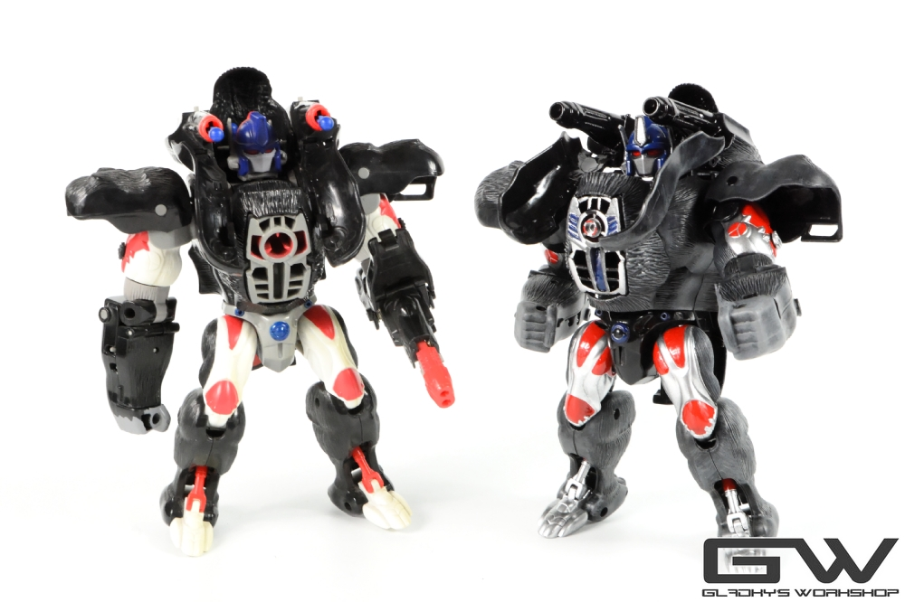 Gladkys Workshop Custom Beast Wars Optimus Primal (17)