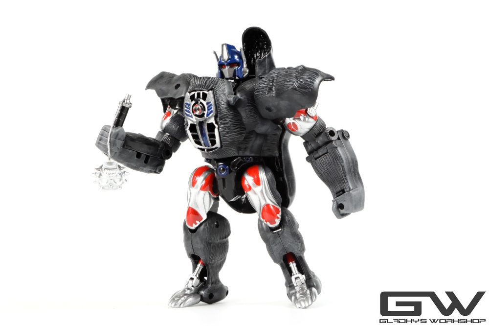 Gladkys Workshop Custom Beast Wars Optimus Primal (20)