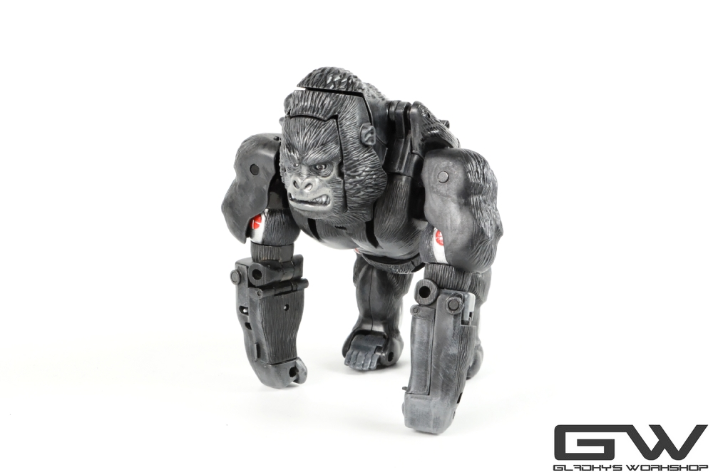 Gladkys Workshop Custom Beast Wars Optimus Primal (21)