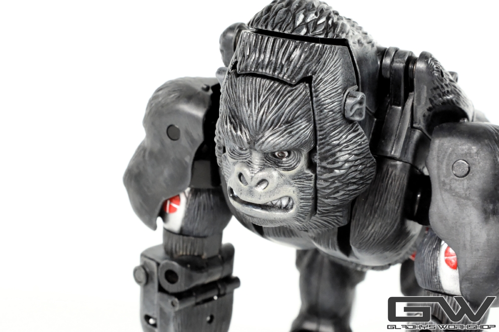 Gladkys Workshop Custom Beast Wars Optimus Primal (22)