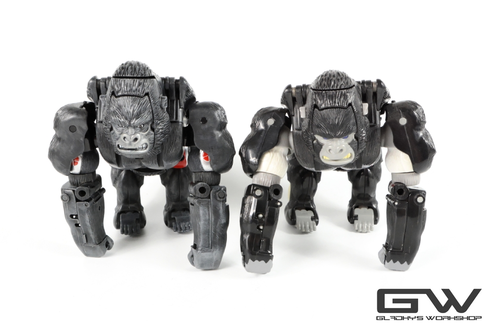 Gladkys Workshop Custom Beast Wars Optimus Primal (25)