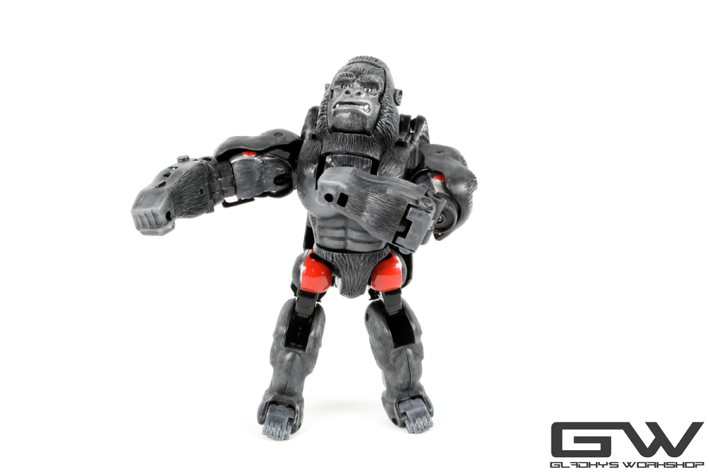 Gladkys Workshop Custom Beast Wars Optimus Primal (26)
