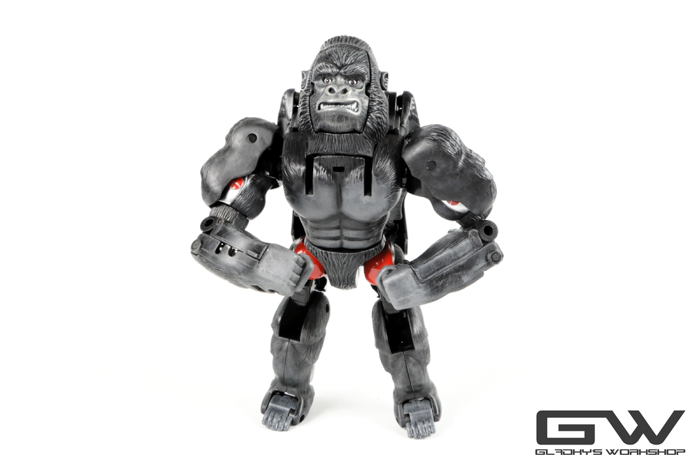 Gladkys Workshop Custom Beast Wars Optimus Primal (29)