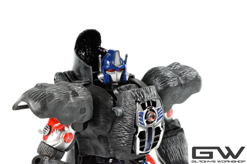 Gladkys Workshop Custom Beast Wars Optimus Primal (3)