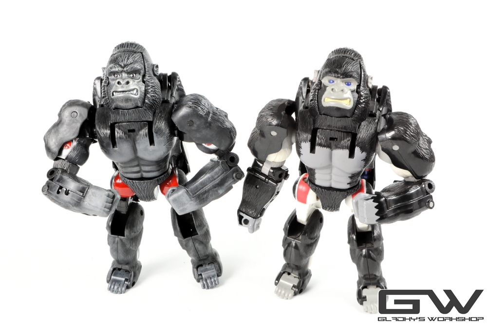 Gladkys Workshop Custom Beast Wars Optimus Primal (30)