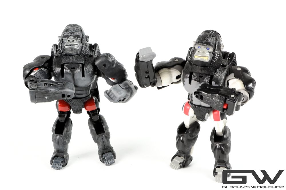 Gladkys Workshop Custom Beast Wars Optimus Primal (32)
