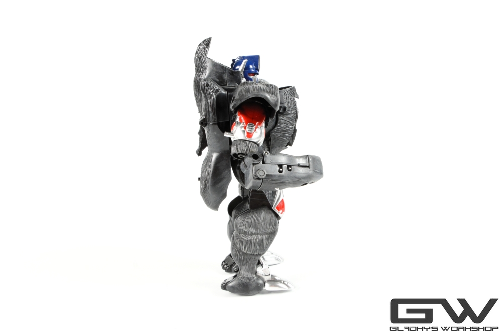 Gladkys Workshop Custom Beast Wars Optimus Primal (5)