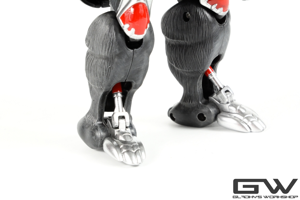 Gladkys Workshop Custom Beast Wars Optimus Primal (6)