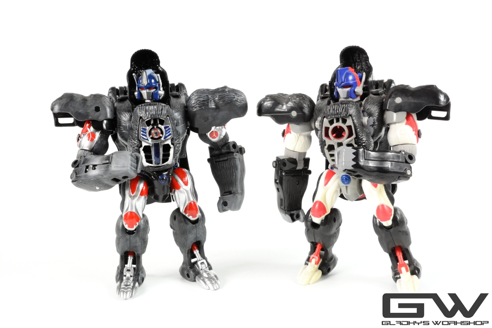 Gladkys Workshop Custom Beast Wars Optimus Primal (8)