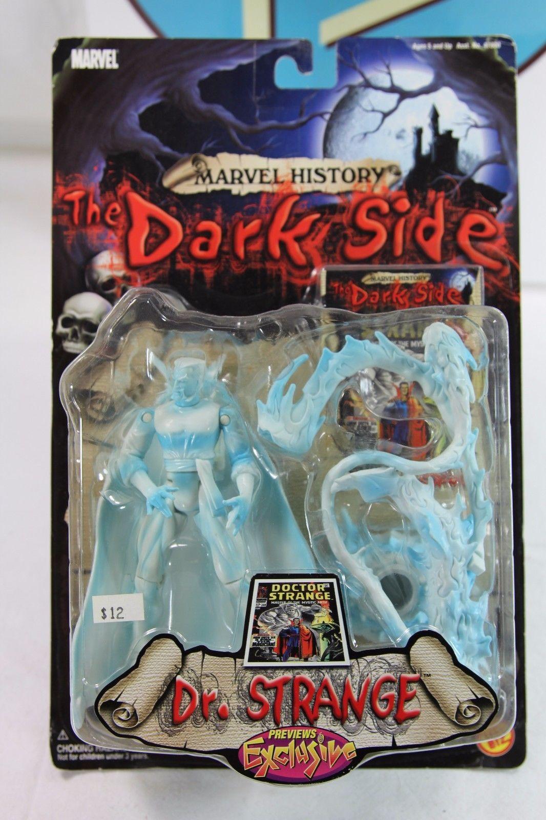 Figurki Doctor Strange Dark Side ToyBiz