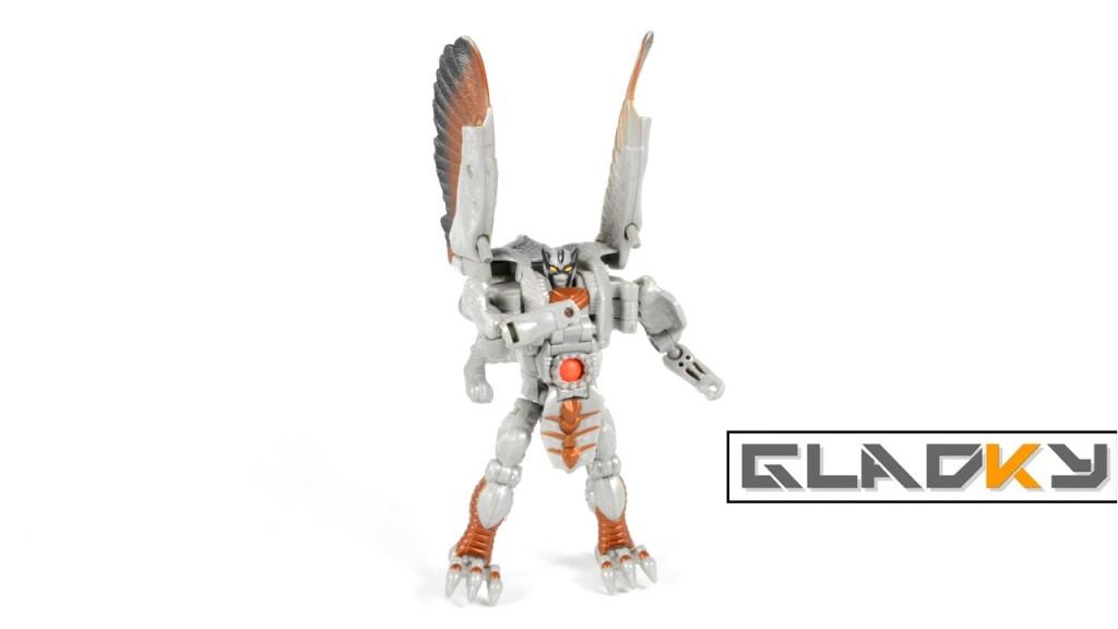 Miniatura Beast Wars Silverbolt