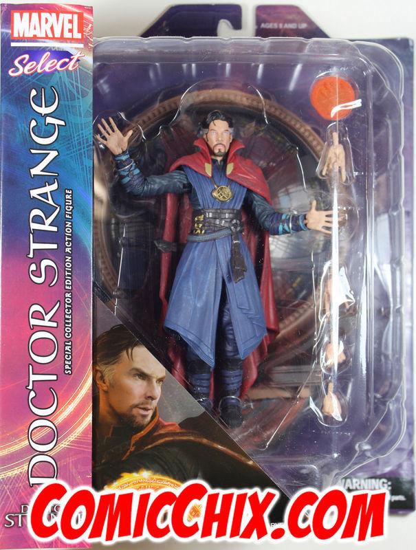 Marvel Select Movie Doctor Strange box