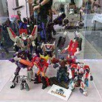 Pyrkon 2017 Transformers miniatura