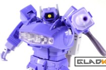 Masterpiece Shockwave Miniatura