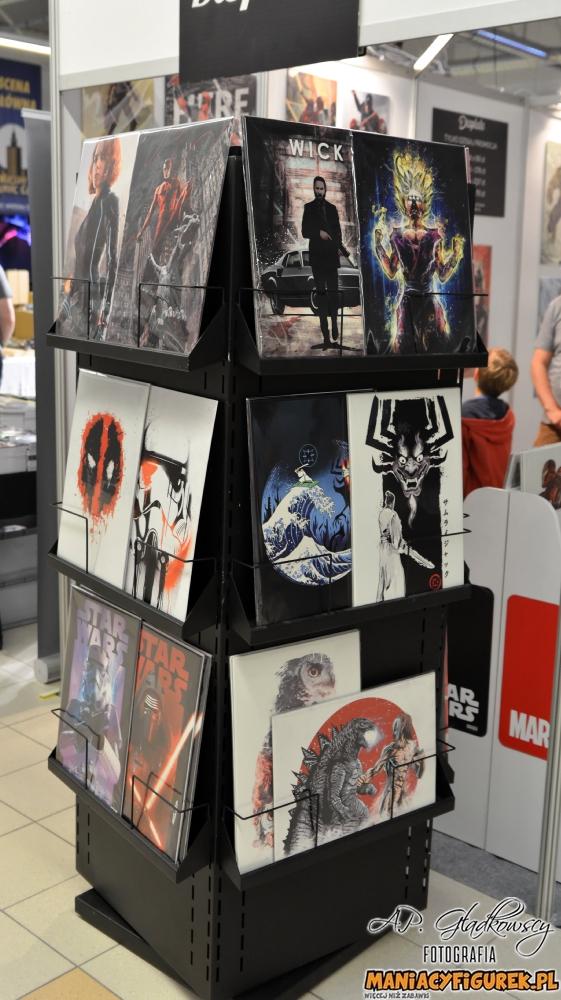 Comic Con 2017 AP Gładkowscy Fotografia Maniacyfigurek (4)
