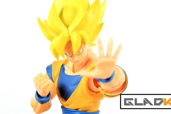 miniatura Goku SH Figuarts SSJ