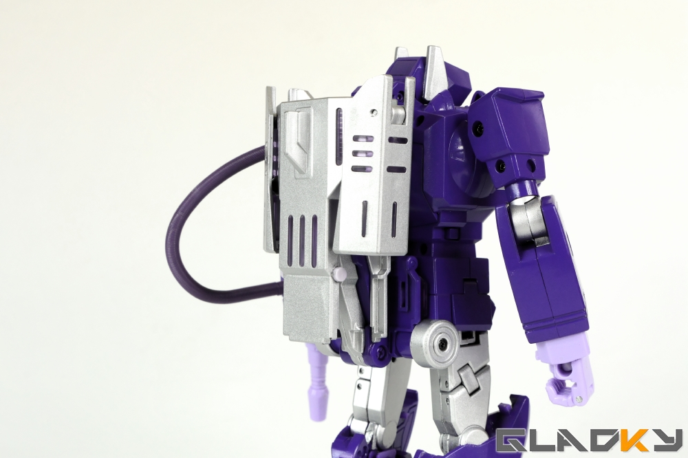 Gladky's Workshop Custom Transformers Masterpiece Shockwave (13)