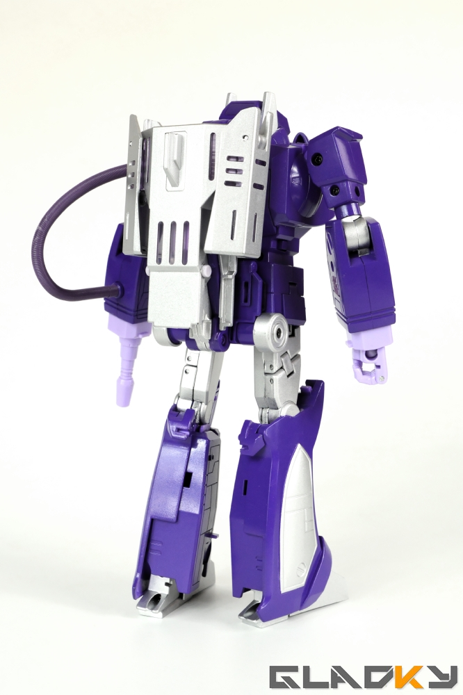 Gladky's Workshop Custom Transformers Masterpiece Shockwave (14)