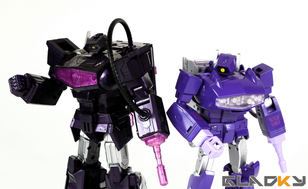 Gladky's Workshop Custom Transformers Masterpiece Shockwave (18)