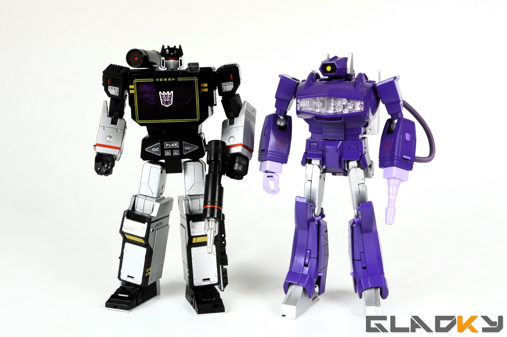 Gladky's Workshop Custom Transformers Masterpiece Shockwave (20)