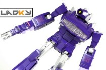 Masterpiece Shockwave Custom miniatura Maniacy