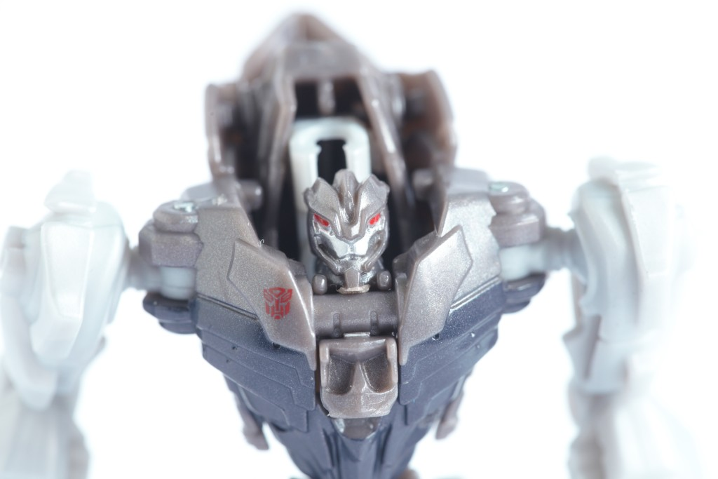 Transformers The Last Knight Grimlock twarz
