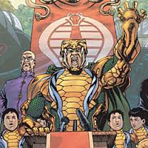 GI Joe The Return of Serpentor