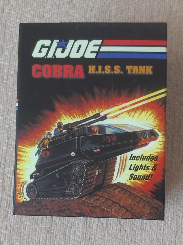 mini hiss tank