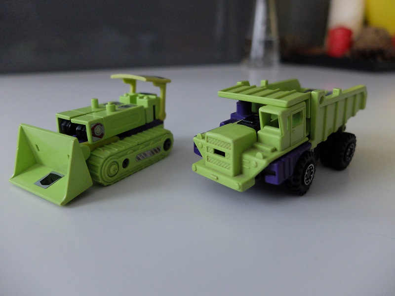 Transformers G1 Constructicons