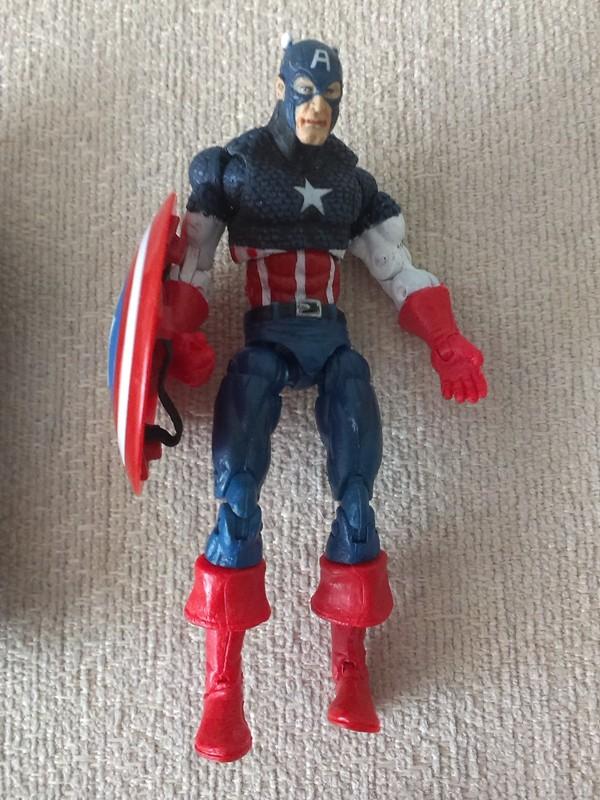 Kapitan Ameryka Showdown