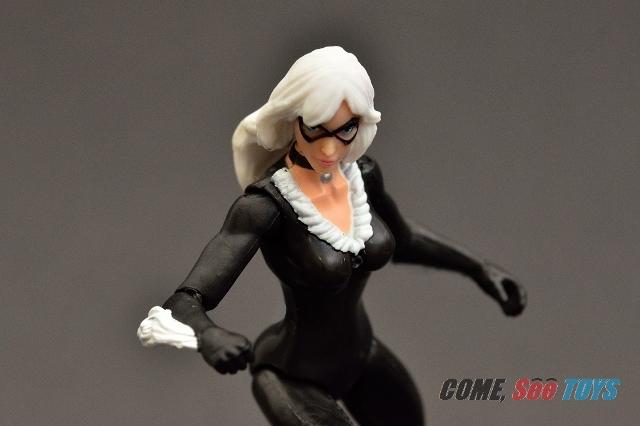 Marvel Infinite Black Cat